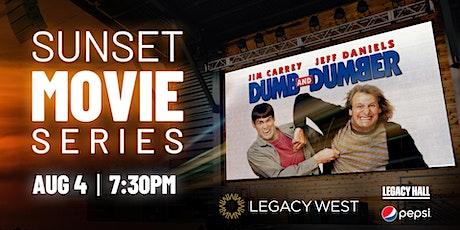 Sunset Movie Series: Dumb & Dumber tickets