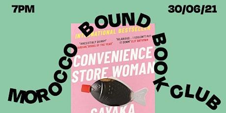Book Club - Convenience Store Woman by Sakaya Murata tickets