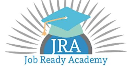 Jun '21 - Job Ready Academy & Cash Flow Positive tickets