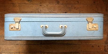 Suitcase Project Artist Talk billets