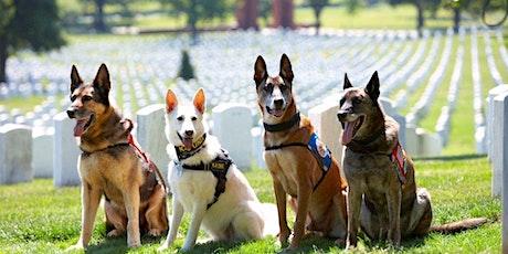 United States War Dog Association tickets