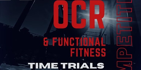 OCR & Functional Fitness Competition Race 3 tickets