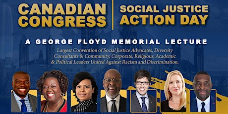 George Floyd Memorial Lecture: A Path to Justice, Reconciliation & Equity tickets
