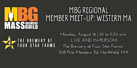 MBG Regional Member Meet-up: Western, MA tickets