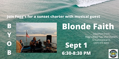 LIVE SUNSETS Feat. Blonde Faith tickets