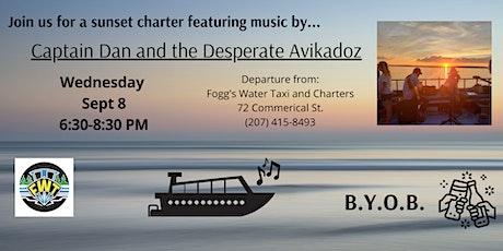 LIVE SUNSETS Feat. Captain Dan & The Desperate Avikadoz tickets