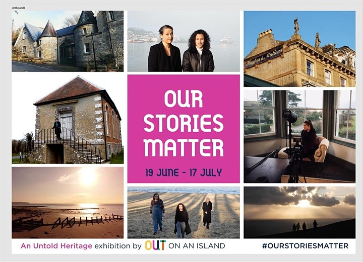 Out On An Island | Our Stories Matter - Documentary Film image