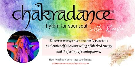 Chakradance with Kayla tickets