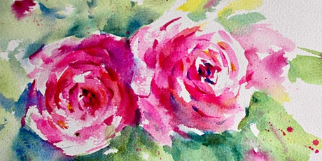 Watercolor Magic: Open to Flow tickets