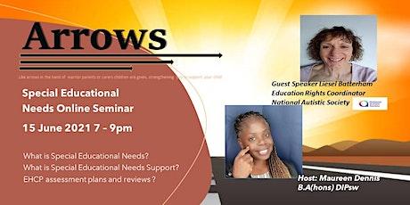 ARROWS Special Educational Needs Seminar entradas
