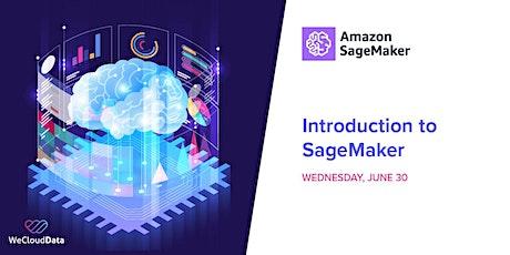 [Webinar] Introduction to SageMaker tickets