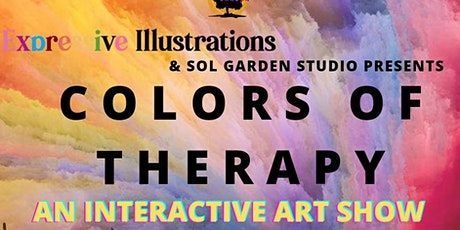 Colors of Therapy tickets