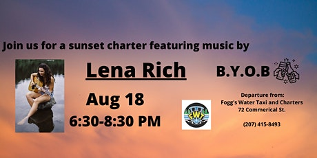 LIVE SUNSETS Feat. Lena Rich tickets