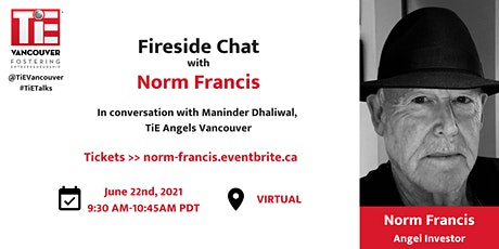 Fireside Chat with Norm Francis tickets