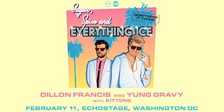 Dillon Francis x Yung Gravy tickets