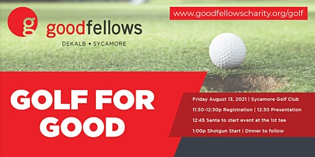 Golf for Good - Goodfellows Golf Outing tickets