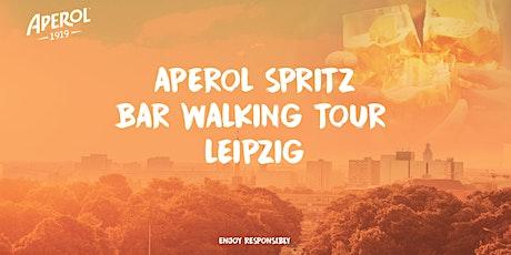 Aperol Spritz Bar Walking Tour Leipzig 2021 Tickets