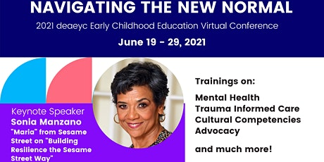 Navigating the New Normal: 2021 Early Childhood Education Conference tickets