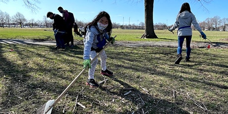 Moakley Park Cleanup tickets