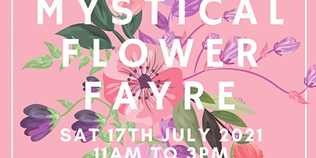 Mystical Flower Fayre tickets
