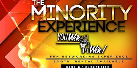 The Minority Experience tickets