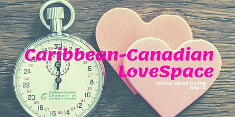 Caribbean-Canadian LoveSpace: Virtual Speed Dating tickets