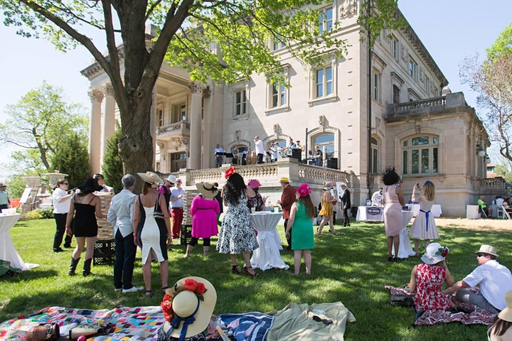 The Derby Party 2021: A Grand Reopening Celebration image