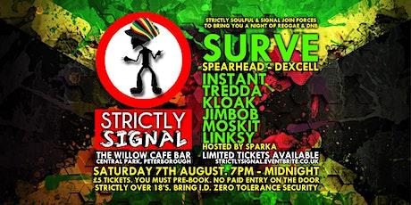 Strictly Signal -  7th August 2021 - [Drum & Bass / Reggae] tickets