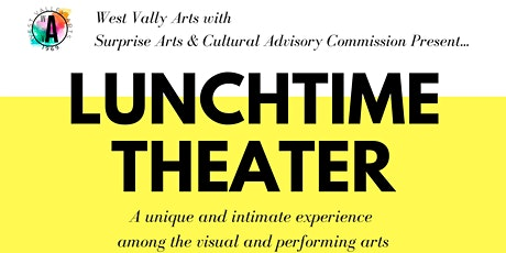 Lunchtime Theater:  West Valley Symphony Jam Session, February 24, 2022 tickets