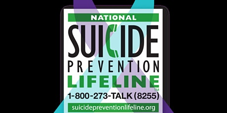 Suicide Awareness & Prevention for Parents/Adults tickets