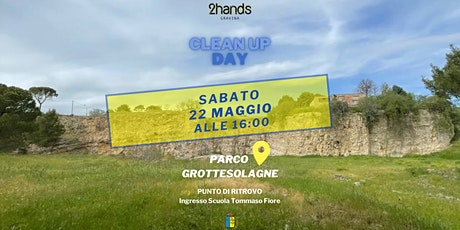 #2 Cleanup Parco Grottesolagne tickets