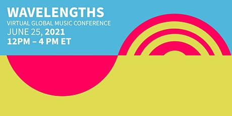 Summer Wavelengths: Global Music Conference tickets