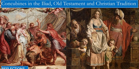 Concubines in the Iliad, Old Testament and Christian Tradition tickets