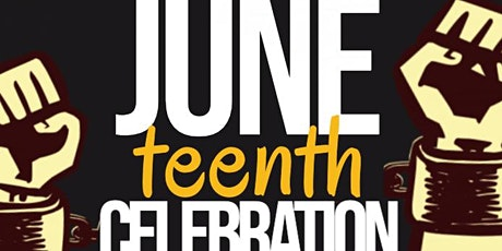 Juneteenth Celebration in Raleigh Area - 6/19/21 - 11am - 8pm tickets