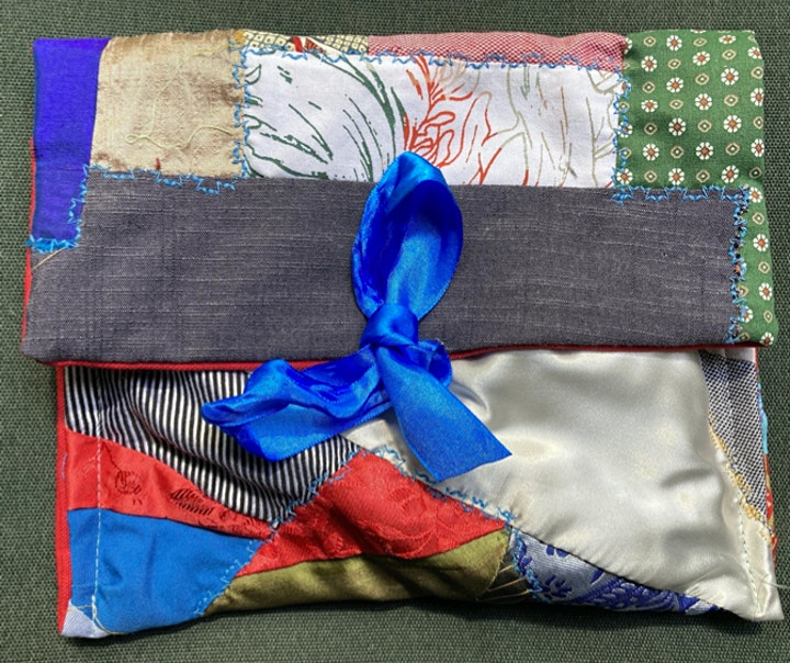 Textile Collage: Basics & Beyond (Session 1) image