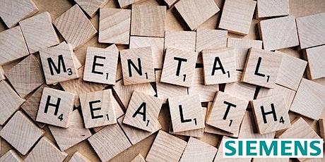 Mental Health & Wellness tickets