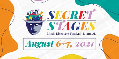 Secret Stages 2021 (10th Annual Secret Stages Music Discovery Festival) tickets