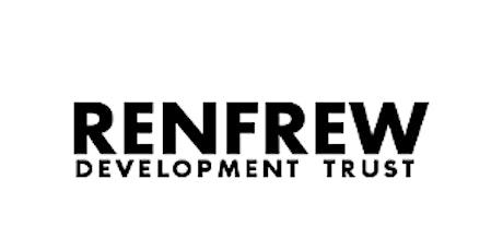 Renfrew Development Trust - AGM - Wednesday 23rd June 2021 - 7pm tickets