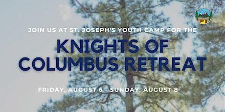 Knights of Columbus Retreat tickets