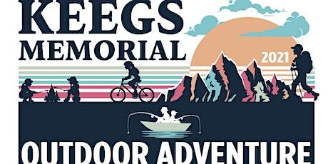 Keegs Memorial Outdoor Adventure 2.0 tickets