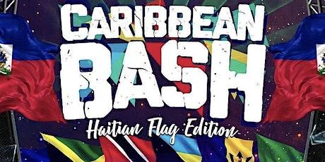 Caribbean Bash (Haitian Flag Edition) tickets
