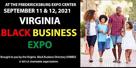 2021 Virginia Black Business Expo tickets
