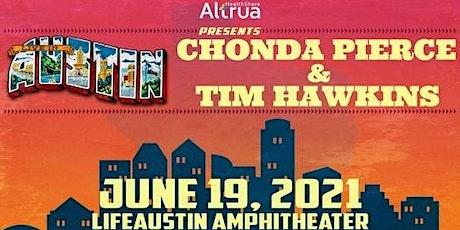 VOLUNTEER - Chonda Pierce & Tim Hawkins / Austin, TX tickets