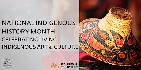 National Indigenous History Month: Celebrating Indigenous Arts & Culture biglietti