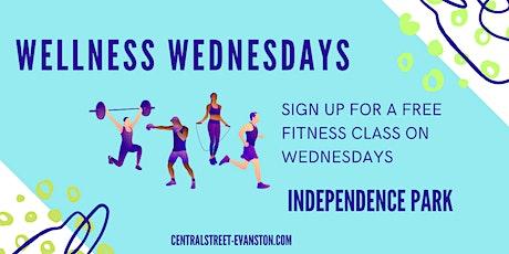Wellness Wednesdays: Gym Near Me - 15 Minute Sweat Therapy tickets