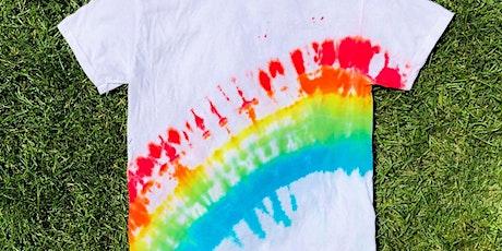 Rainbow Arch Tie Dye Workshop tickets