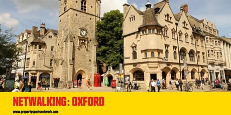 NETWALKING OXFORD: Property networking in aid of LandAid tickets