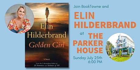 Meet Elin Hilderbrand at The Parker House on tour with her book Golden Girl tickets