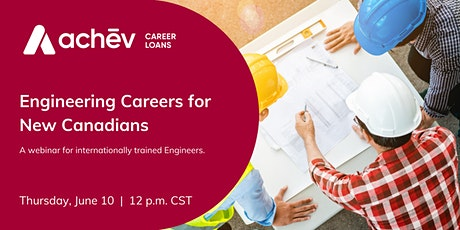 Engineering Careers for New Canadians tickets