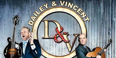 VOLUNTEER - Dailey & Vincent with Jillian Edwards / Austin, TX tickets